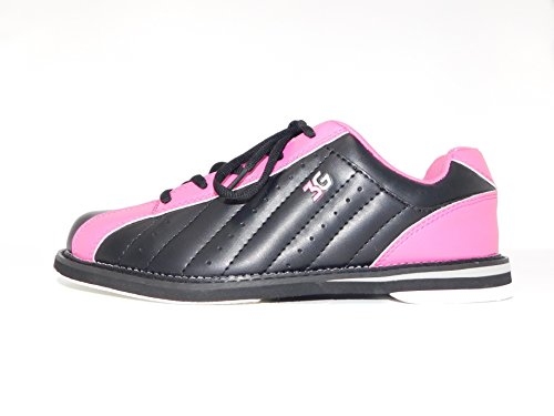 Men Right 8 Black and or 4 UK in 20 Kicks nbsp;Colours Bowling 3G Handed Left Pink Size Shoes Women TZq1Ptx8w