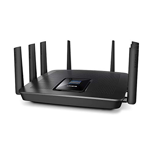Linksys AC5000 Tri-Band MU-MIMO Wi-Fi Wireless AC Router