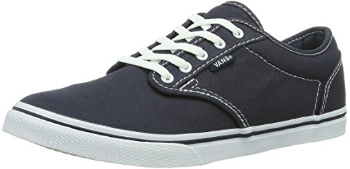 Top Atwood Vans Women's Low Blue Trainers wtvqPq