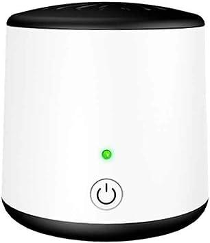 hogar Mini purificador de aire 3 en 1 con filtro HEPA verdadero e ...