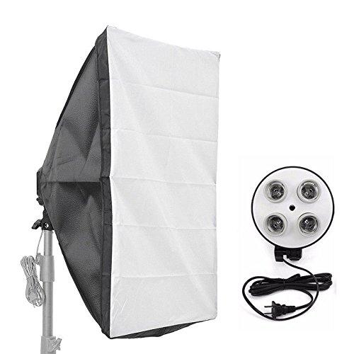 5500K Photography Daylight E27 Fitting CFL Bulb J5E6 525W Equiv 105W