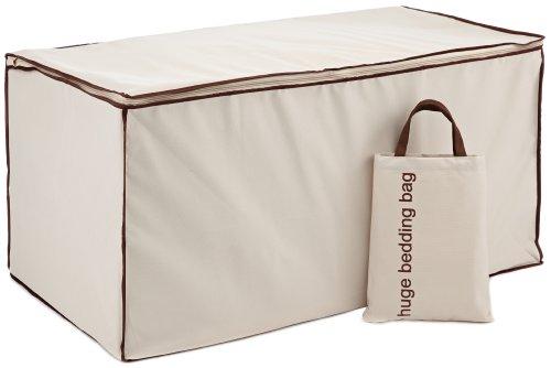 Extremely H & L Russel Ltd Große Aufbewahrungsbox für Bettdecken, 91 x 50 x  HB93