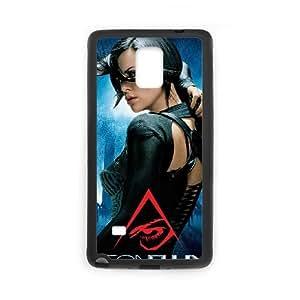 En alta resolución Flux Póster Samsung Galaxy Case Nota 4 del teléfono celular funda Negro caja del teléfono celular Funda Cubierta EEECBCAAL72764