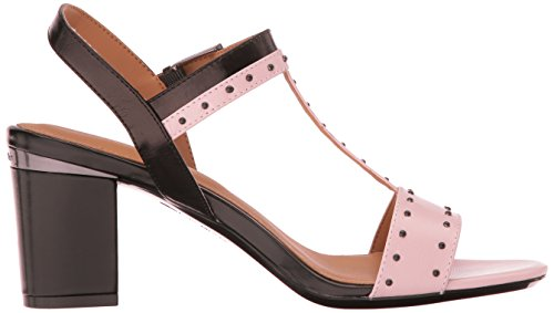 pay with visa discount 2014 Calvin Klein Women's carline Dress Sandal Blush/Black clearance real cheap pay with paypal best online iVSw53RbW