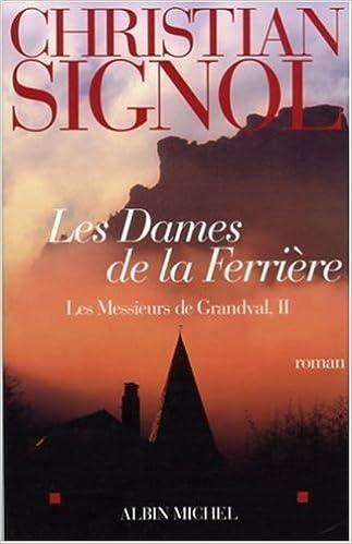 Amazon Fr Les Messieurs De Grandval Tome 2 Les Dames De