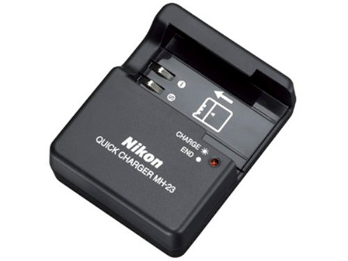 Nikon MH 23 Charger EN EL9 Battery