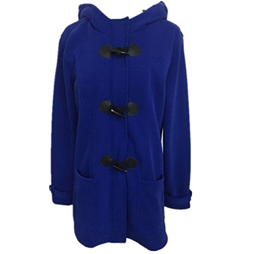 Assassin's Creed Hoodie Jacket (Royal Blue) - 2