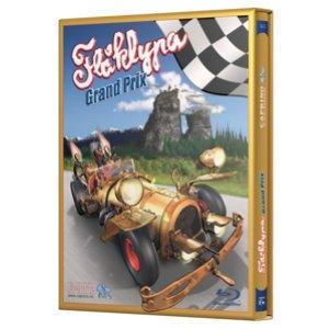 The Pinchcliffe Grand Prix (1975) ( Flåklypa Grand Prix ) [ Blu-Ray, Reg.A/B/C Import - Norway ] ()