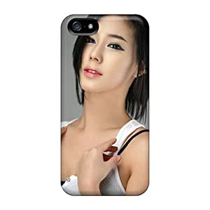USMONON Phone cases Shock-dirt Proof Korean Kim Ha Yul Case Cover For Iphone Iphone 5 5s
