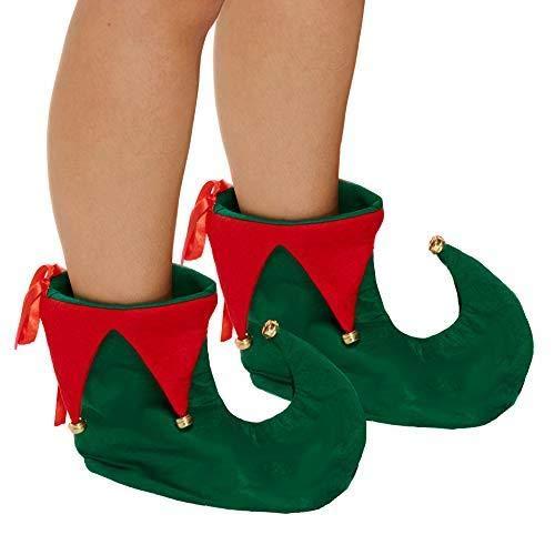 Pour Noël Adultes Elfes De Générique Luxe Chaussures qgfava