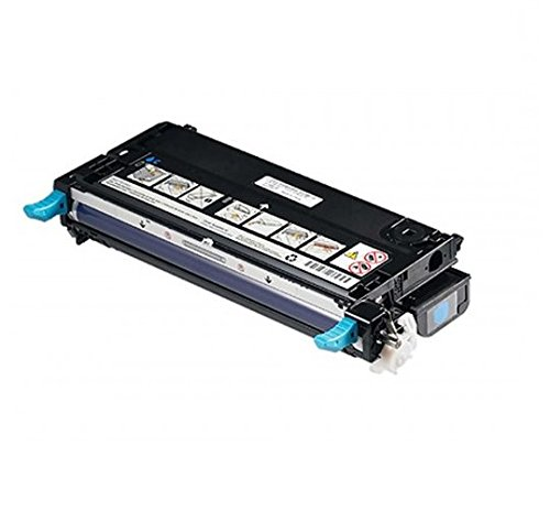 Dell H513C Cyan Toner Cartridge 3130cn/3130cnd Laser Printers by Dell