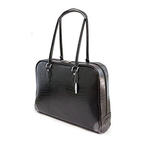 Mobile Edge MEMC1S Milano Handbag Small - Black ()