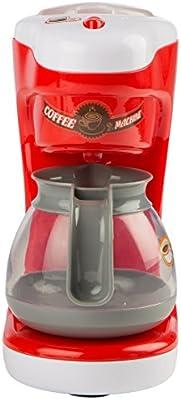 Ultrakidz Johntoy Juguete electrónico, cafetera con luz y Sonido, Juego para la Cocina de Juguete: Amazon.es: Juguetes y juegos