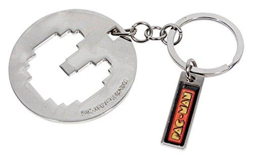 Pac-man Bottle Opener Keychain Retro Video Game Arcade Fun Pac Man