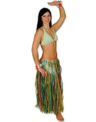 Rhode Island Novelty 24 x 17 Hula Skirt ()