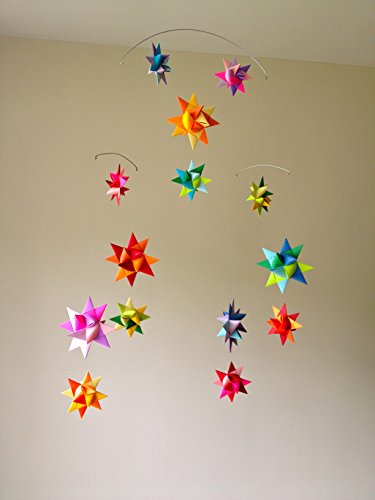 Star Craft 'Vela' Star Mobile, Rainbow ()