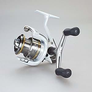 Shimano Stradic FD 2500 - Carrete de pesca (doble manivela), color blanco y plateado