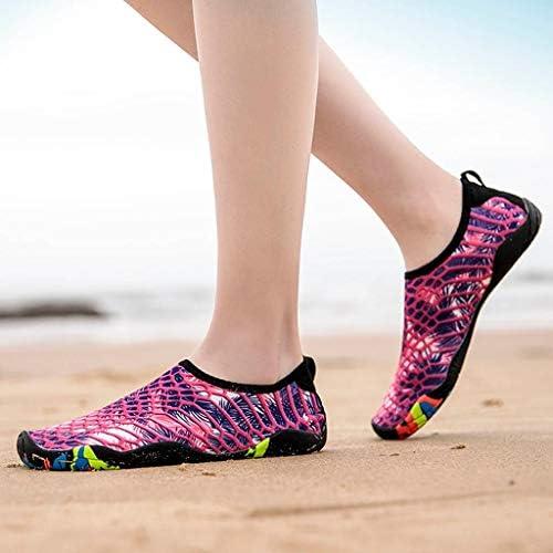 Unisex Badeschuhe Aquaschuhe Wasserschuhe Schwimmschuhe Weiche Atmungsaktiv Leicht rutschfest Schuhe, Rovinci Damen Herren Schnell Trocknend Surfschuhe Yoga Barfuß Schuhe Strandschuhe Sportschuhe