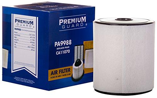 PG Air Filter PA9988 | Fits 2011-18 Audi A6, 2012-18 A6 Quattro, 2012-18 A7 Quattro, 2014-18 RS7, 2013-18 S6, 2013-18 S7