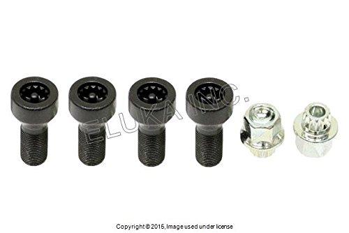 bmw x5 wheel locks - 2
