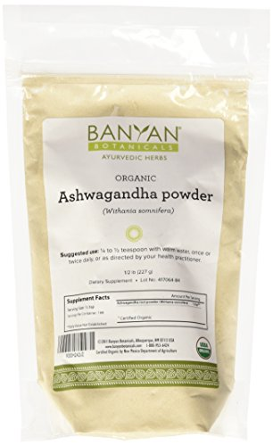 Banyan Botanicals Ashwagandha Powder Adaptogenic product image