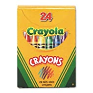 CYO520024 - Crayola Classic Color Pack Crayons
