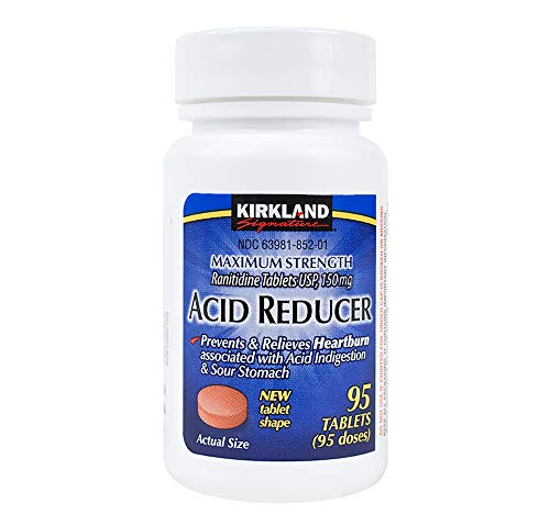 150 Mg Twin Pack - Kirkland Signature Maximum Strength Acid Reducer, 150mg, Twin Pack, 190 Count
