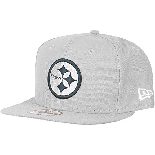 New Era 9Fifty Snapback Cap - NFL Pittsburgh Steelers gris