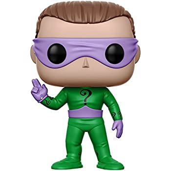 Amazon Com Funko Riddler Pop Heroes Toys Amp Games