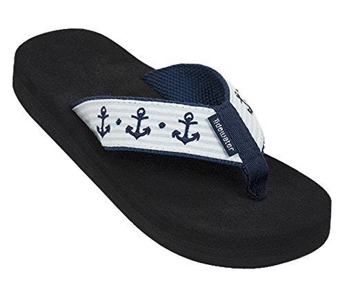 tidewater-womens-flip-flop-sandals-8-seersucker-anchor