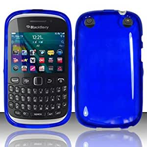 Blue TPU Cover for RIM BLACKBERRY Blackberry Curve 9310/9320