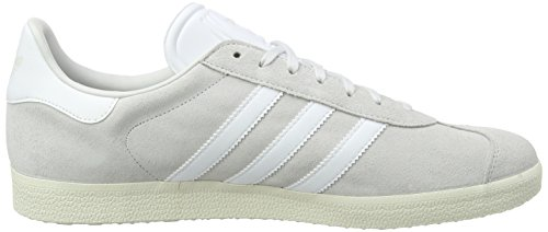 0 Crystal White Cream Hombre Rose Zapatillas White Adidas para Gazelle Footwear Blanco White Cq7Yw7