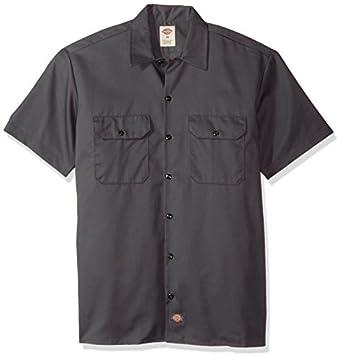 Dickies men 39 s big and tall short sleeve work for Dickies big tex shirt