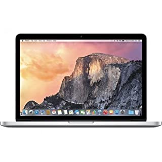 Apple MacBook Pro 13.3-Inch Laptop with Retina Display Intel Core i5 2.7GHz, 256GB Flash Storage, 16GB DDR3 Memory (Renewed)