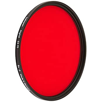 Image of Heliopan 95mm Light Red Filter (709510) Cleaning & Repair