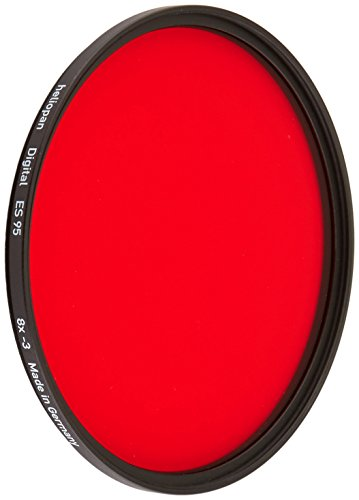 Heliopan 95mm Light Red Filter (709510) by Heliopan