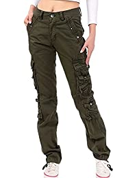 Women's Utility Cargo Pants