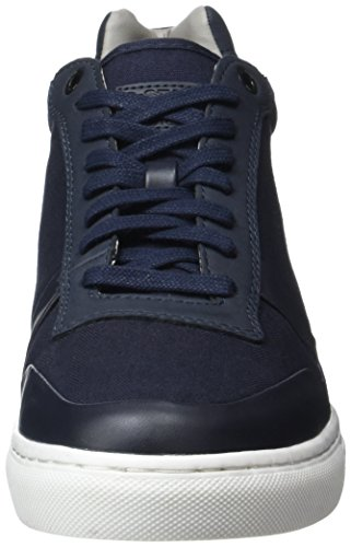 Mens G-star Raw Krosan Mid Fashion Sneaker Dark Navy