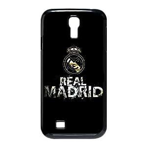 Samsung Galaxy S4 I9500 Phone Case Black Real Madrid HOD555515