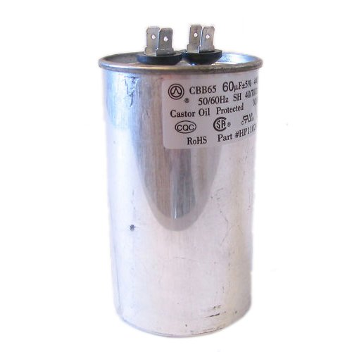 Hayward HPX11024154 60 Uf Capacitor Replacement for Hayward Heatpro Heat Pump