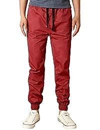 Red Mens Pants