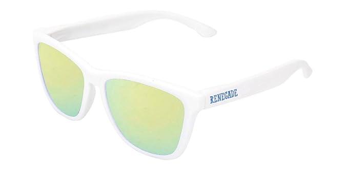 RENEGADE - Gafas de Sol Barcelona Gold: Amazon.es: Ropa y ...