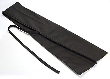 3pcs Black Handbag For Japanese Samurai Sword Katana Large Size Sword Bag Case