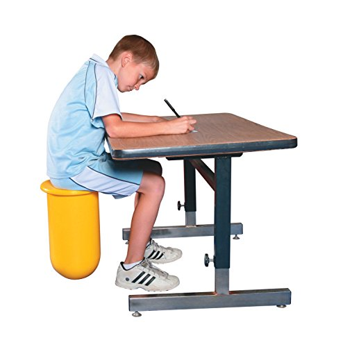 Sportime Stabili-T-Stool Tube, 15 Inch Seat, Colors Vary ()