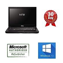 """Dell Latitude E6410: Intel Core i5 2.6 Ghz, 4G, 160G, DVDRW, WIFI, 14"""", Windows 10 Professional, 90day Warranty"""