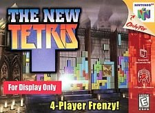 New Tetris Nintendo 64