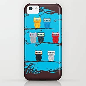 Society6 - Cashootte Tapes iPhone & iPod Case by Sknny