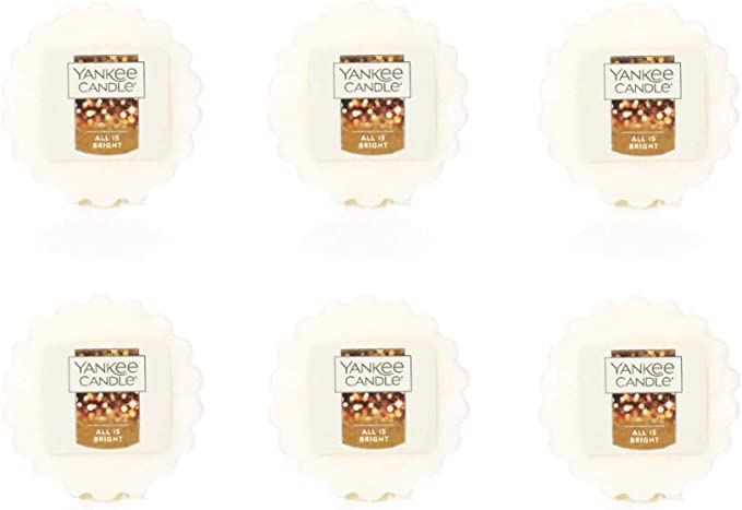 Yankee Candle Wax PU acquérir All is Bright 22 g Tart