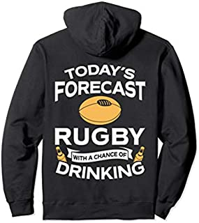 [Featured] Funny Rugby Lover Gift Rugby Clothing Rugby Pullover Hoodie in ALL styles | Size S - 5XL