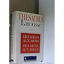 Thésaurus Larousse           2ed